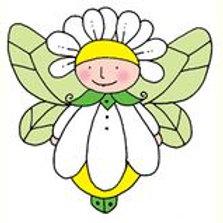 Daisy Butterfly Fairy