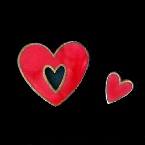 Heart of My Heart (2-pins)