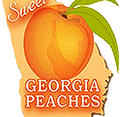"Hello From Florida – ""The Georgia Peach"""