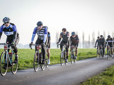 New to Cycling? A few things to consider when training.