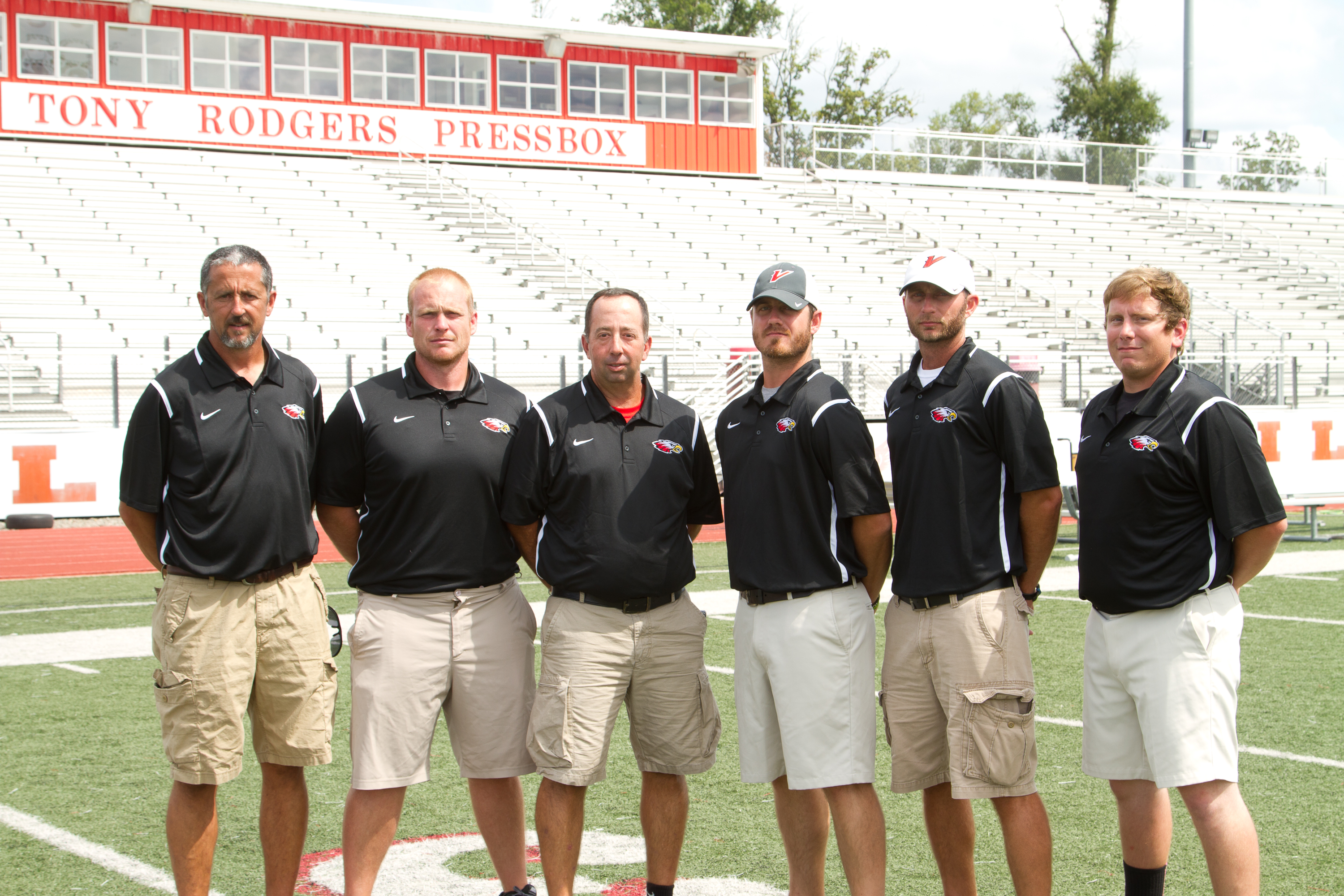 2015 High School Coaching Staff