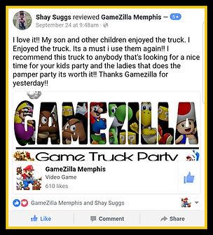 gamezilla memphis shay