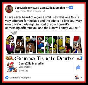 gamezilla memphis boo