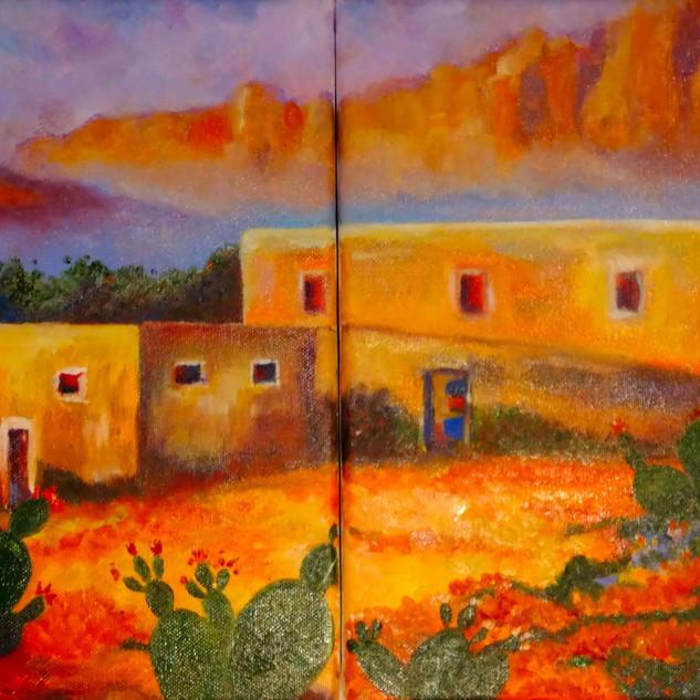 N° 53: Desert Mountains