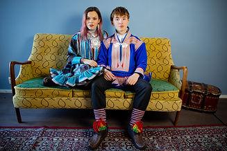 Hildá Länsman & Lávre - foto Roger Mannd