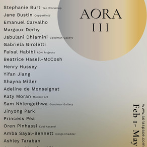 Far Flung Tracks feature in Aora Space