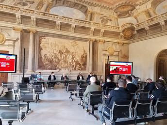 La diretta della Conferenza Stampa di presentazione