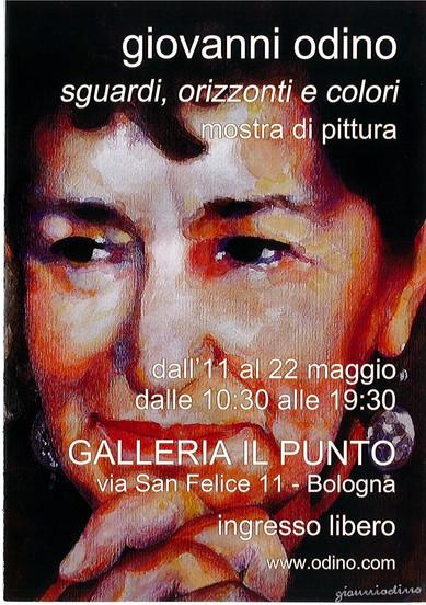 Galleria Il Punto: Giovanni Odino