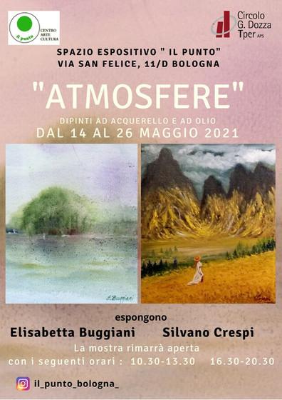 """""""Atmosfere"""" alla Galleria Il Punto"""