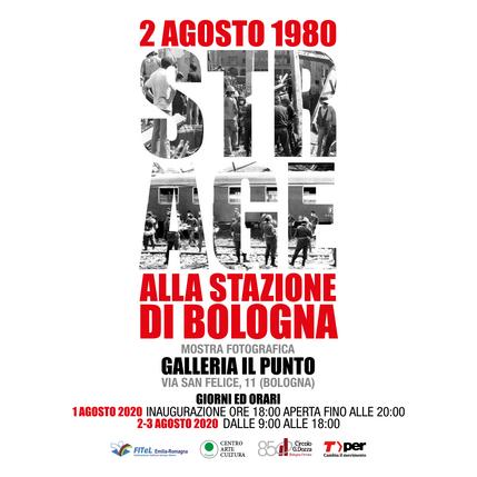 2 agosto 1980: mostra fotografica alla Galleria Il Punto