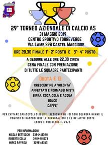 Finali Torneo Calcio a 5