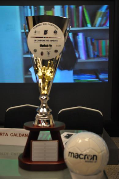 Torneo dei Campioni: conferenza di presentazione