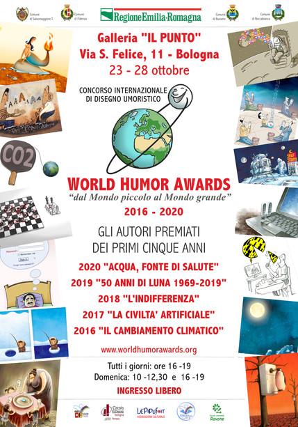 """World Humor Awards a """"Il Punto"""""""