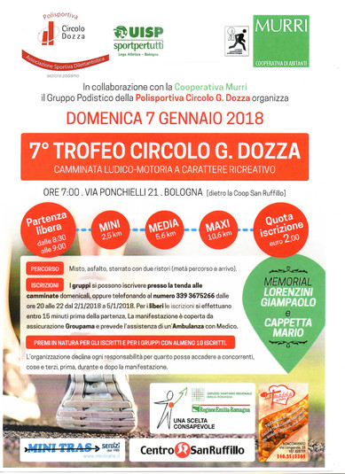 7° Trofeo Circolo G. Dozza