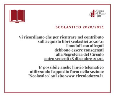 Scolastico 2020/21