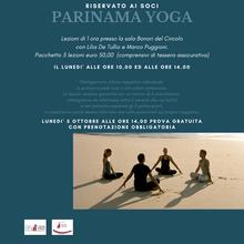 Parinama Yoga