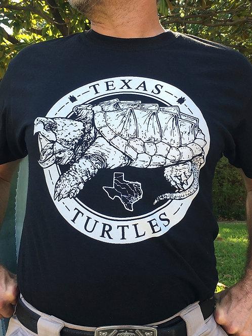 Texas Turtles T-shirt!