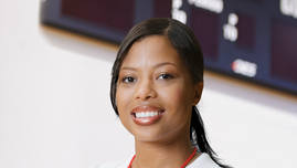 Female Basketball Coach