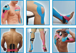 Kinesiology or Sports Taping