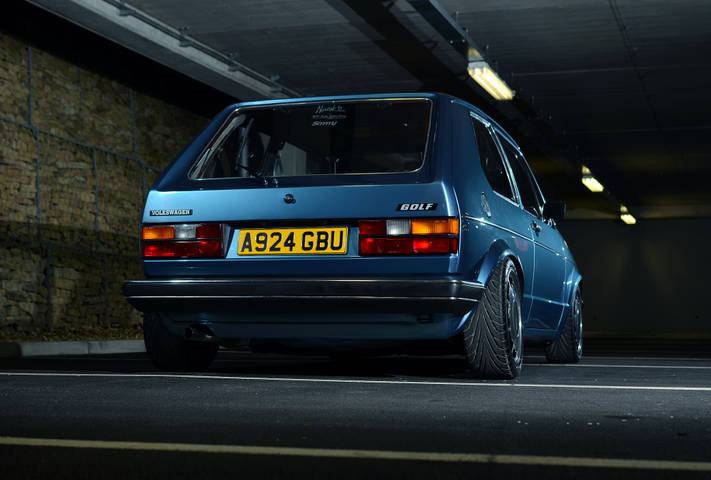 83 Golf 1300