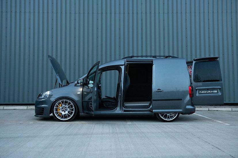 11 Caddy Van
