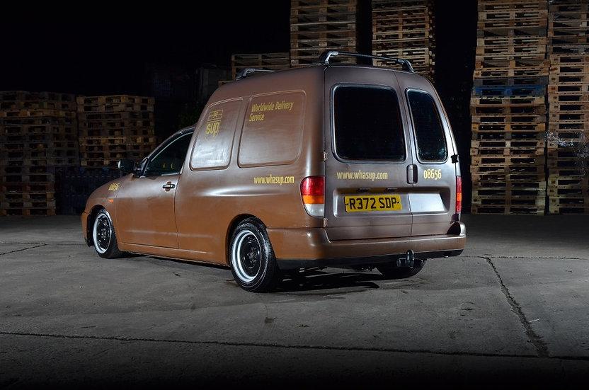 98 Caddy Van