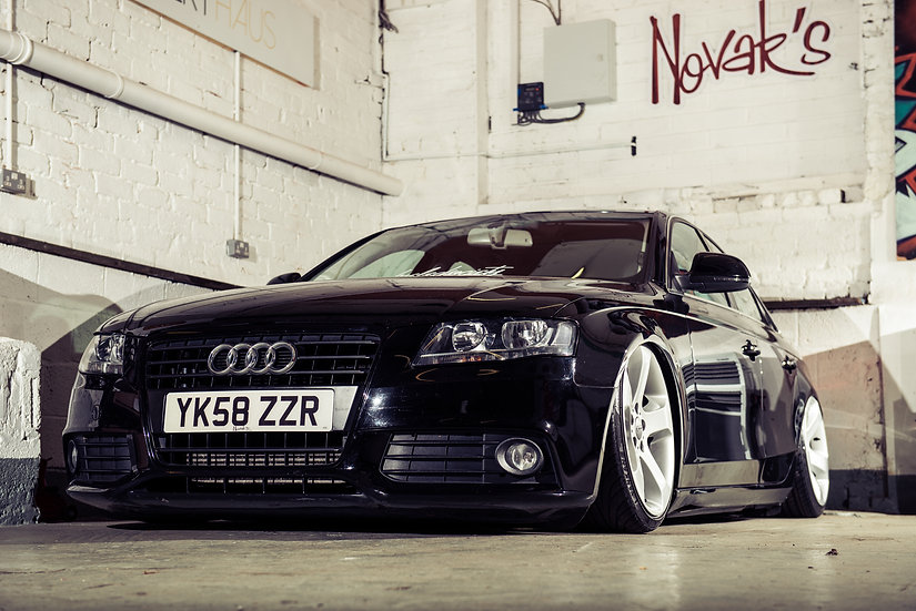 09 Audi A4