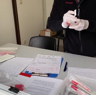 Coronavirus Test Drive In - Big FM