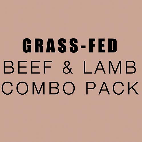 BEEF/LAMB COMBO PACK
