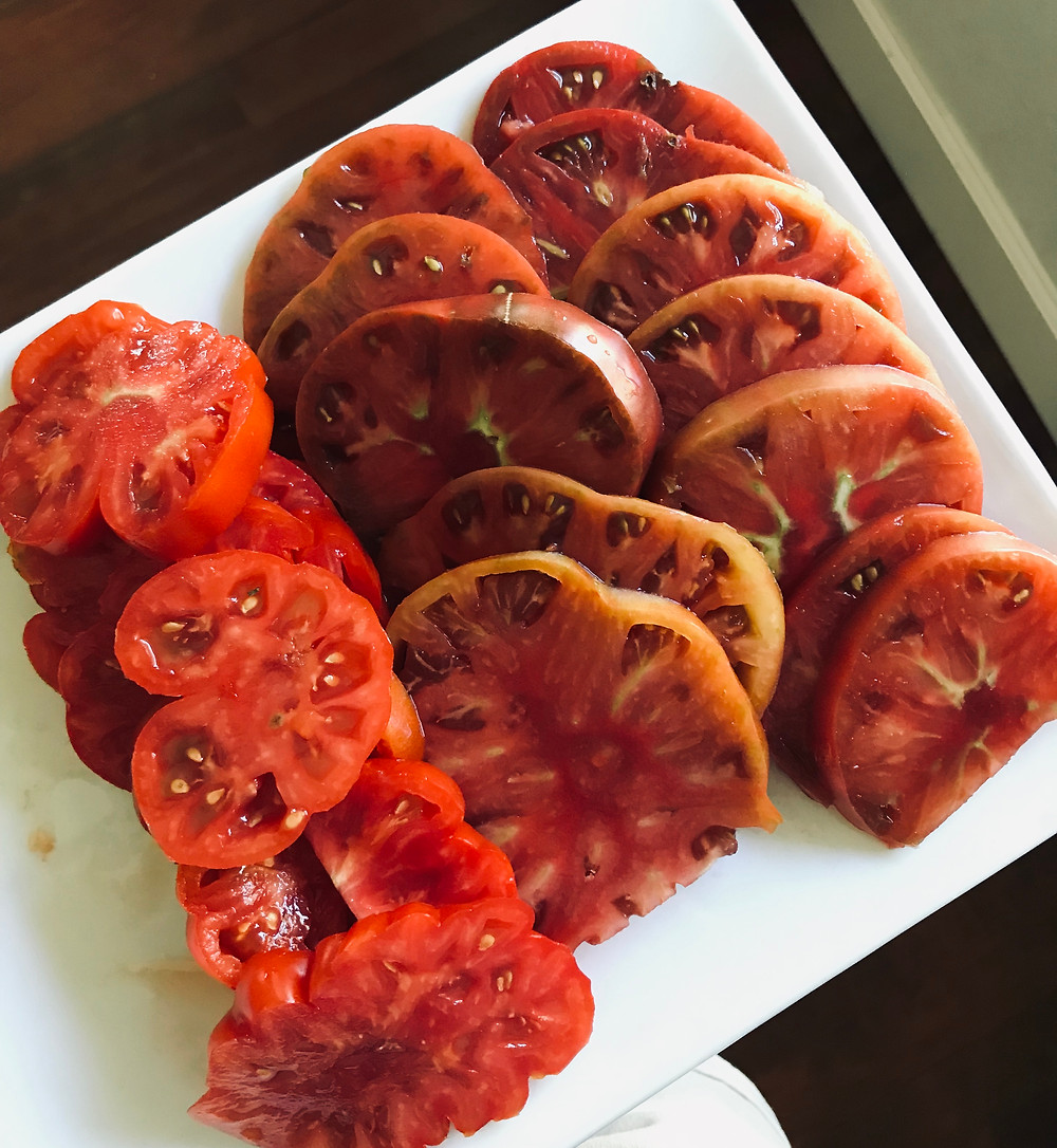 Heirloom Tomatoes | Nourish Farm Turlock