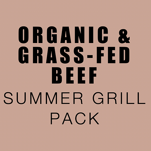 BEEF SUMMER GRILL PACK