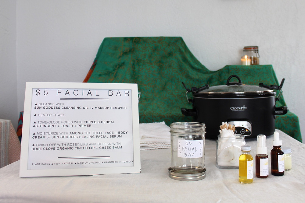 Facial Bar at The Sunkissed Exchange in Turlock , CA