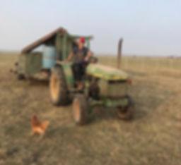 The Steward Sustainable Farm x Nourish Farm
