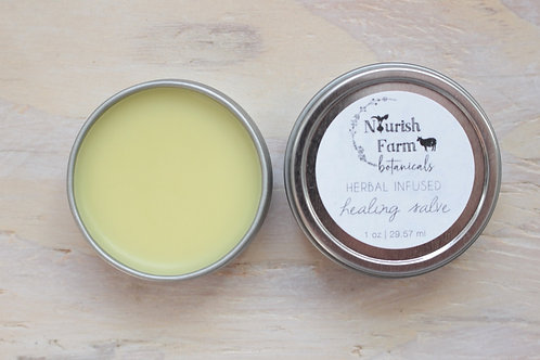 HERBAL INFUSED | HEALING SALVE