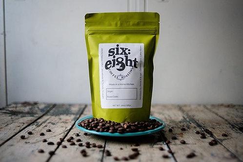 LOCALLY ROASTED ORGANIC COFFEE