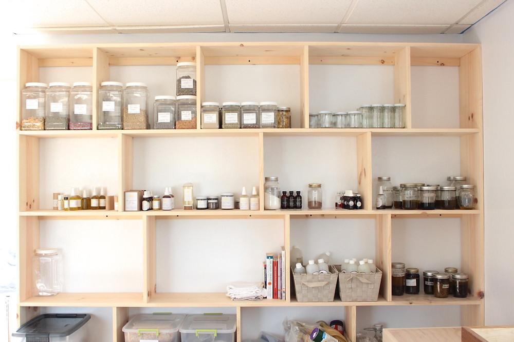 Sunkissed Botanics Workshop in Turlock CA
