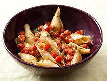 Almond Pesto Pasta Recipe | Big Tree Organic Farms