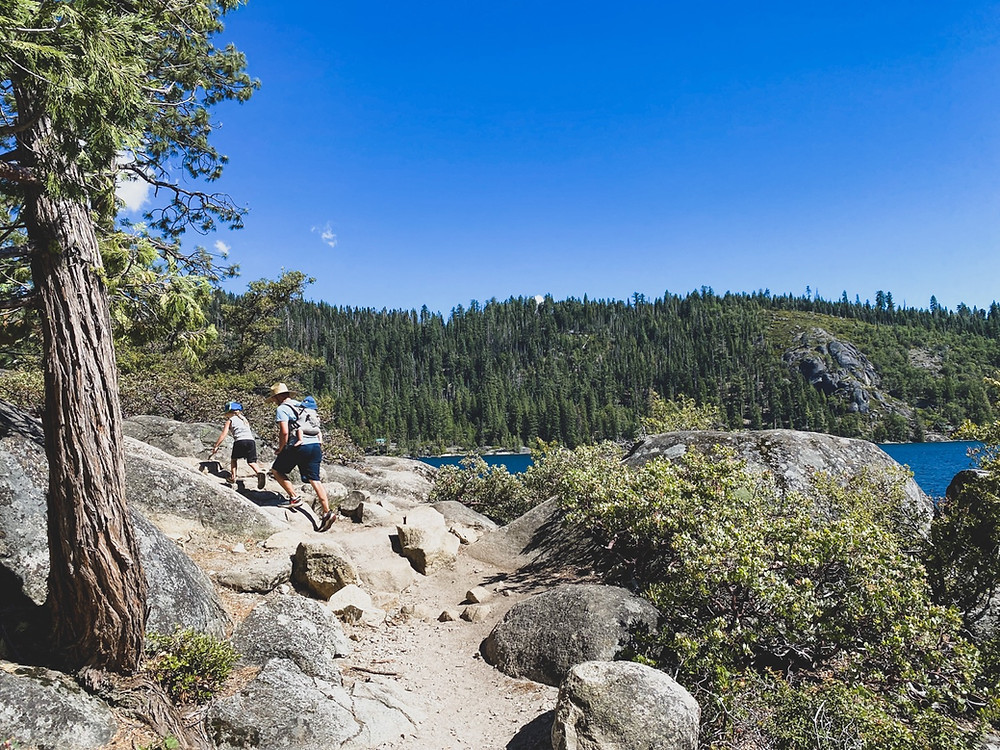 Pinecrest Lake hike