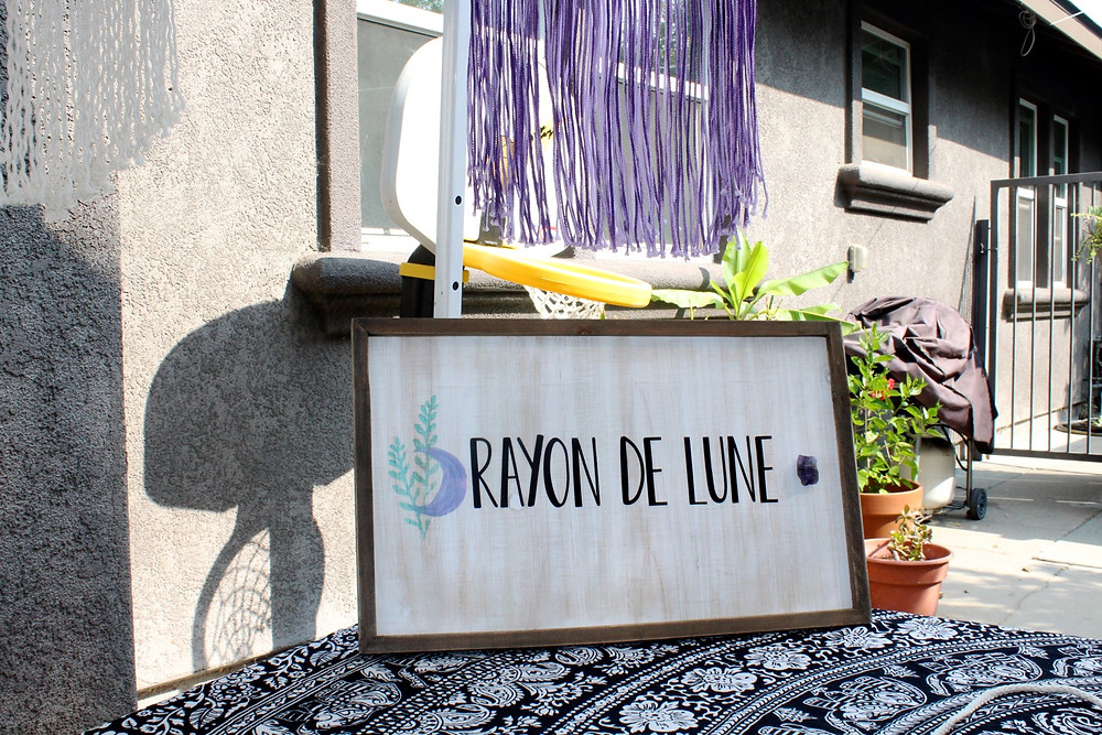 Rayon De Lune | The Sunkissed Exchange, Turlock CA