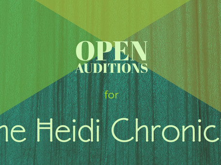 OPEN AUDITIONS: Majestic Readers' Theatre Company presents The Heidi Chronicles