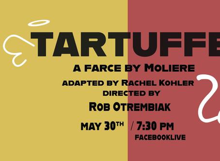 OPEN AUDITIONS: Majesticpiece Theatre presents Tartuffe