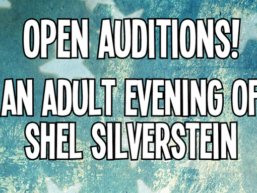 Cast for 'An Adult Evening With Shel Silverstein' Announced!