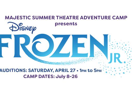 Frozen Jr. Cast List