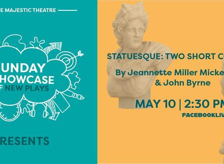 Statueseque: Two Short Comedies Cast Lists!