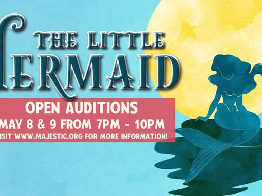 Disney's The Little Mermaid Final Cast List
