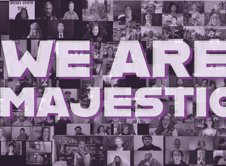 We Are Majestic Banner!
