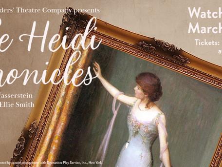 CAST LIST ANNOUNCEMENT! Majestic Readers' Theatre Company presents The Heidi Chronicles