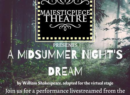 Majesticpiece Theatre: Midsummer Night's Dream Cast List!