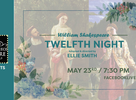 OPEN AUDITIONS: Majesticpiece Theatre presents Twelfth Night by William Shakespeare