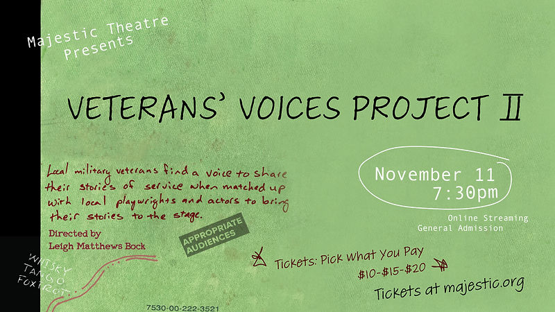 Veterans' Voices Project II